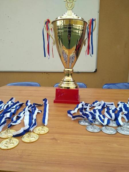 بطولات مدارس الرواد العالمية بالرياض