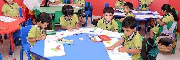 صورة من مدارس الياسمين العالمية