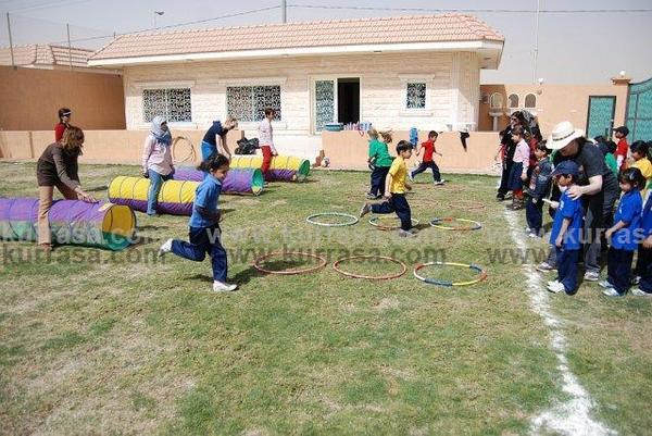 أنشطة مدارس قافلة التعليم العالمية بالرياض