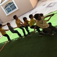 شد الحبل فى مدارس جيل الصفا العالمية