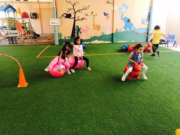 نشاطات مدارس جيل الصفا العالمية