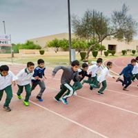 مسابقة الجرى فى مدارس الملك فيصل العالمية